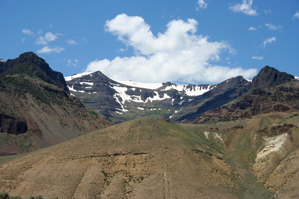 Steens from Alvord